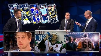 NHL & esikuvat – jokaisella urheilijalla on omansa