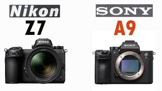 Nikon Z7 https://amzn.to/2LmebLq Nikon Z6 https://amzn.to/2ML4w5W.