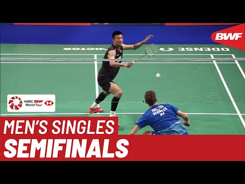 SF | MS | Viktor AXELSEN (DEN) [7] vs. CHEN Long (CHN) [5] | BWF 2019