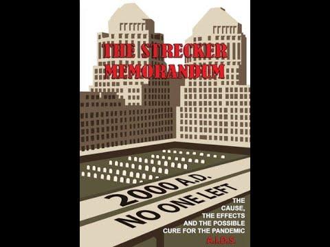 The Strecker Memorandum - AIDS is a man made disease