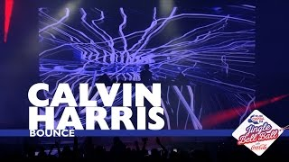 Repeat youtube video Calvin Harris - 'Bounce' (Live At Capital's Jingle Bell Ball 2016)