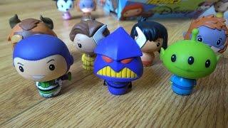 UNBOXING - Funko Disney Pint-Size Heroes - FULL BOX