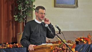 Eucharistic Sacrifice-Eucharistic Prayer Fr  Stuckwisch 1st Session Gottesdient 2015