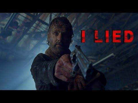Rick Grimes || I Lied