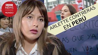 Cómo la agresión a Arlette Contreras generó uno de los mayores movimientos de protesta en Perú