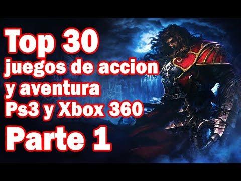 Top Mejores Juegos De Accion Y Aventura Xbox 360 Y Ps3 Parte 1