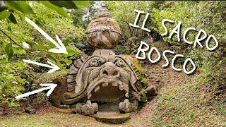 Il Parco dei Mostri: il Sacro Bosco di Bomarzo, Viterbo