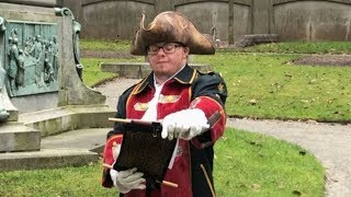 Halifax's new town crier to raise his voice for others with Down syndrome thumbnail
