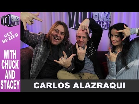 Carlos Alazraqui PT1 - Voice of Rocko - Voice Over Tips And Advice  EP109