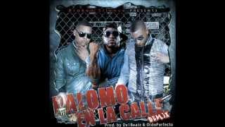 ALX & NENO STYLE ft VILLANO SAM - Palomo en la Calle (Official Remix)