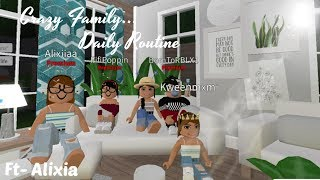 Roblox Bloxburg || Child Of Crazy Family