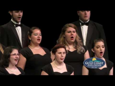 Gulf Coast State College - Vocal Concert - Spring 2017