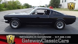 1966 Ford Mustang - Indianapolis Showroom - Stock # 855