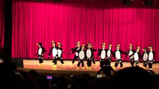 2013 KAS Winter concert-Penguin Polka