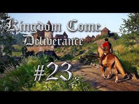 Let's Play Kingdom Come Deliverance #23 - Kingdome Come Deliverance Gameplay Deutsch German