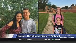 Capture KAKEland - Your Back to School Pictures