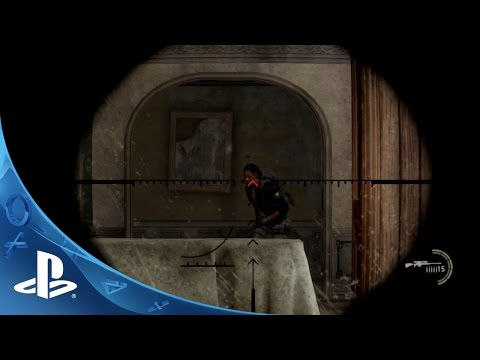 PlayStation Experience | The Last of Us Multiplayer: An Inside Look