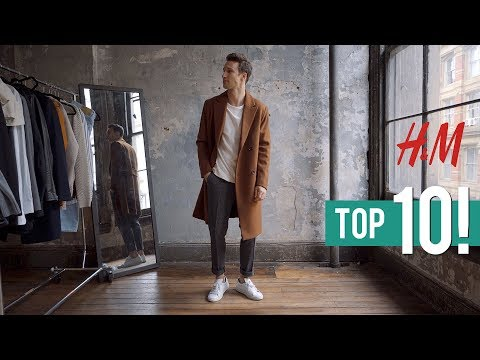My Top Ten H&M Pieces for this Fall/Winter | Try-On Haul