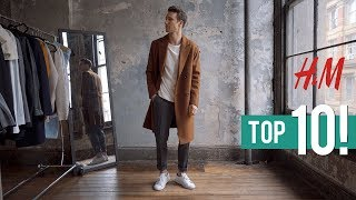 MY TOP TEN H&M PIECES FOR THIS FALL