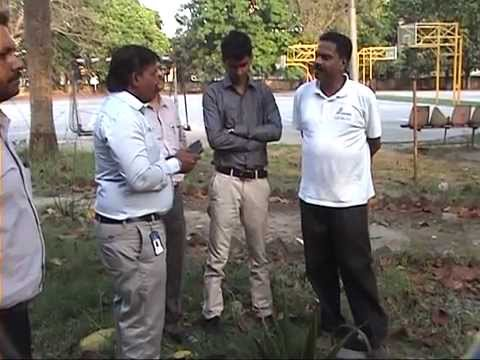 Larsen & Toubro, Construction, Water IC, Kolkata, Fruit Tree Planting CSR activity