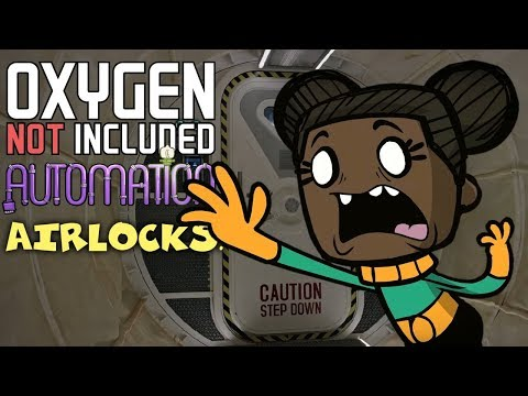 9 Airlock Designs For Your Colony! - Oxygen Not Included Tutorial/Guide - Automation Update