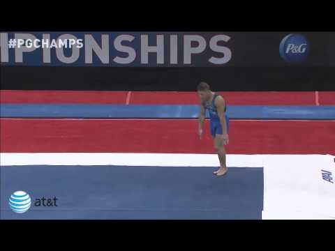 Artistic Gymnastics - 2015 US National Championships - Jr Men's - Preliminary(HD)