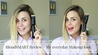 Blendsmart Review + My Everyday Makeup Look