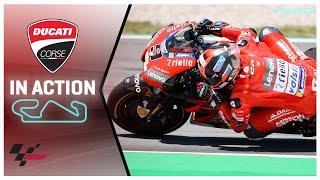 homepage tile video photo for Ducati in action: Gran Premi Monster Energy de Catalunya