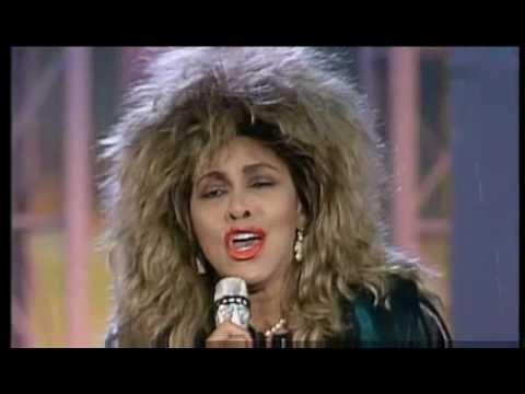 Tina Turner - Two People 1986