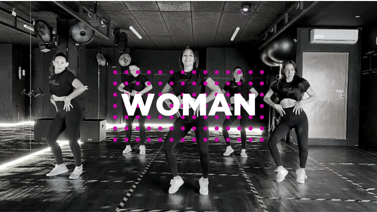 WOMAN - Doja Cat I Coreografía Oficial Dance Workout I DNZ Workout I DNZ Studio #Woman #DojaCat