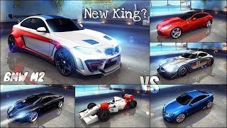 Asphalt 8 - BMW M2 SE - NEW B CLASS KING? - TEST