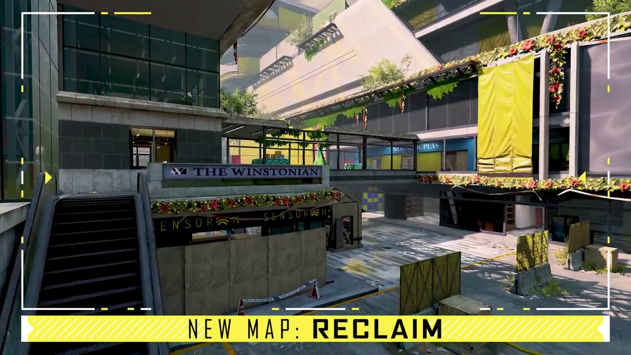Call of Duty®: Mobile - Introducing Reclaim