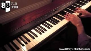 Meri Mehbooba (Pardes) Piano Cover feat. Aakash Gandhi