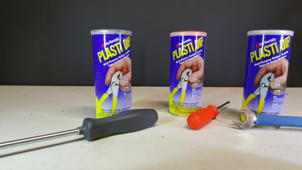 New Plasti Dip Colors Youtube