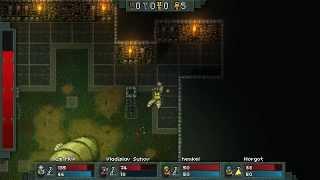 Hammerwatch: Act 1 Boss Fight - Maggot Queen - Hard