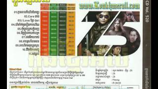 RHM CD VOL 520 - Care Neang - ZONO ft GROUP