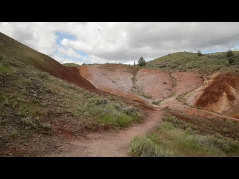 The Painted Hills -- One Of Oregon's 7 Wonders