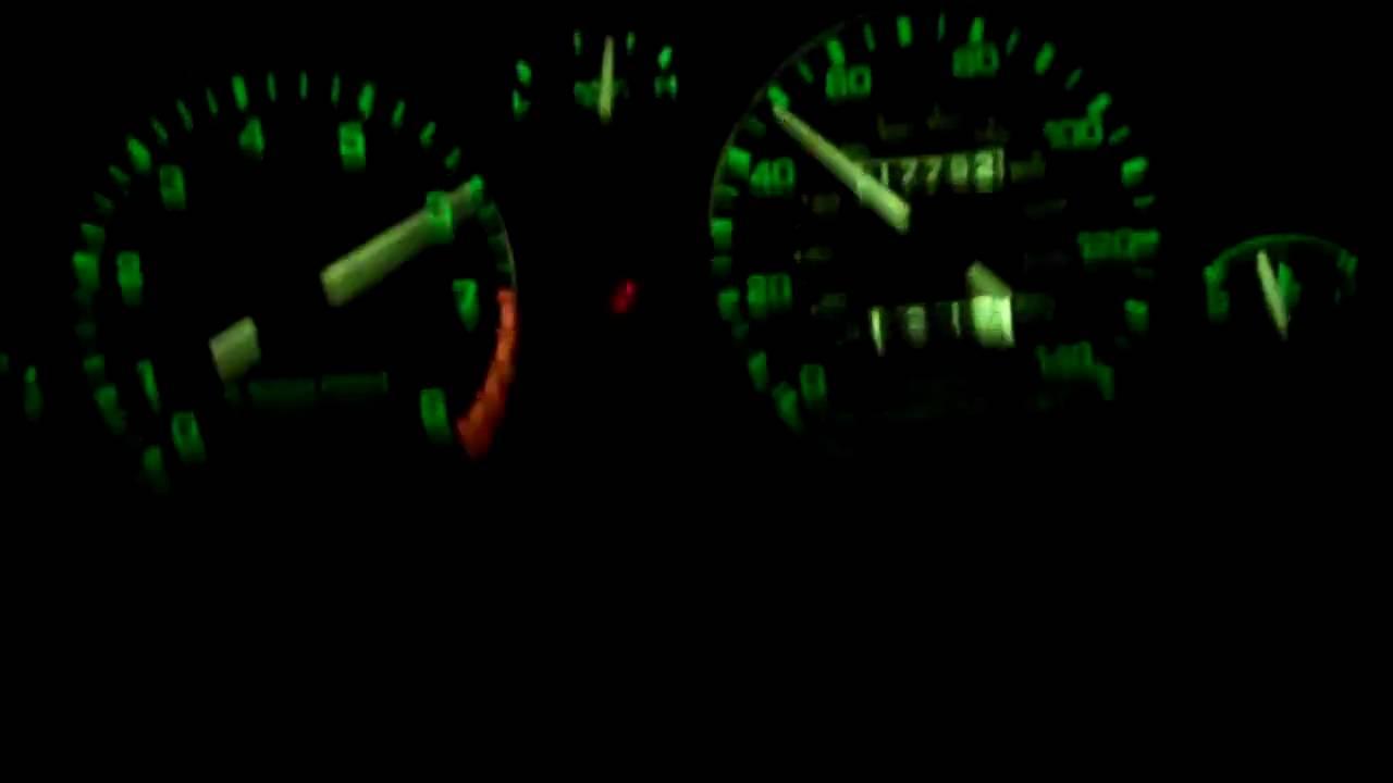 Holset hx30 powered Turbo Miata (18psi) - YouTube