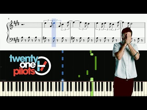twenty one pilots: Untitled Demo (2011) - Piano Tutorial