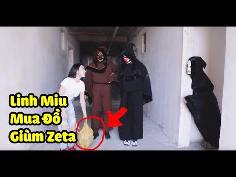 Zeta Trùm Còn Sống Nhờ Linh Miu GIÚP ĐỠ MUA ĐỒ TẾT | Linh Miu Official