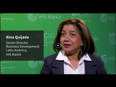 Interview with Rina Quijada, IHS Markit – A look into the Latin American petrochemical markets