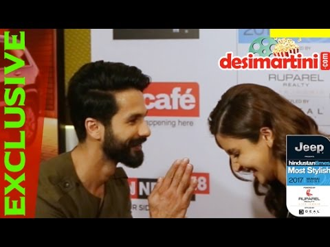 Here's why Shahid called Anushka a Devi and touched her feet