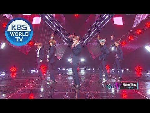 1TEAM - Make This [Music Bank / 2019.12.06]
