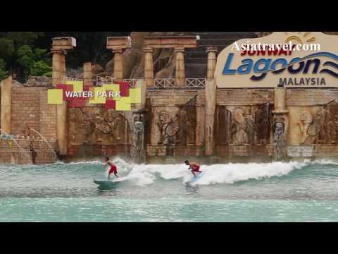 Sunway Lagoon Theme Park 30sec - TVC by Asiatravel.com