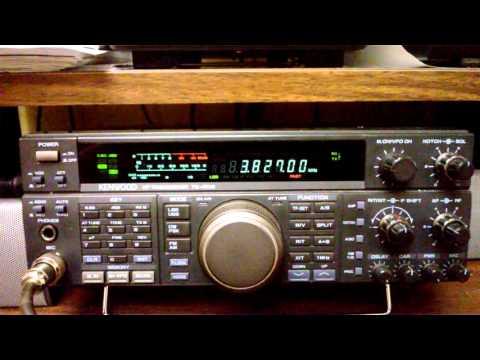 Troublemaker on amateur radio