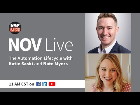 NOV Live: The Automation Lifecycle