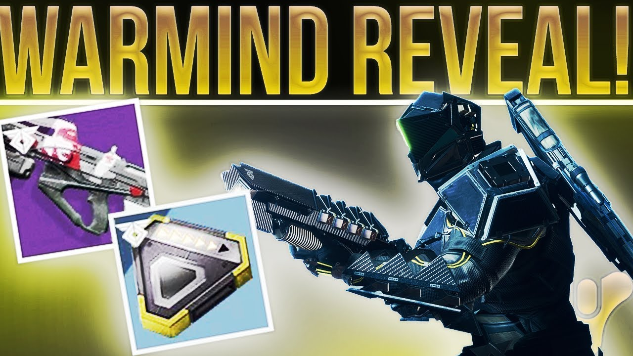 Destiny 2 WARMIND REVEAL! Escalation Protocol, Updated Exotics, Ikelos  Armor, New Loot & More!