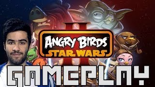 App of the Day: Angry Birds Star Wars 2 Gameplay (Android, iOS)
