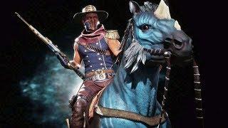 Mortal Kombat 11: História do Erron Black