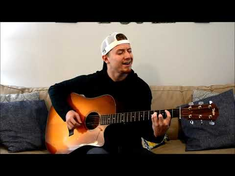 """Best Shot"" by Jimmie Allen - Cover by Timothy Baker"